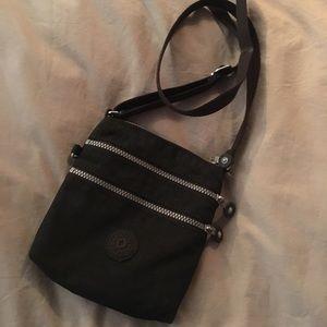 Black Kipling Crossbody Bag